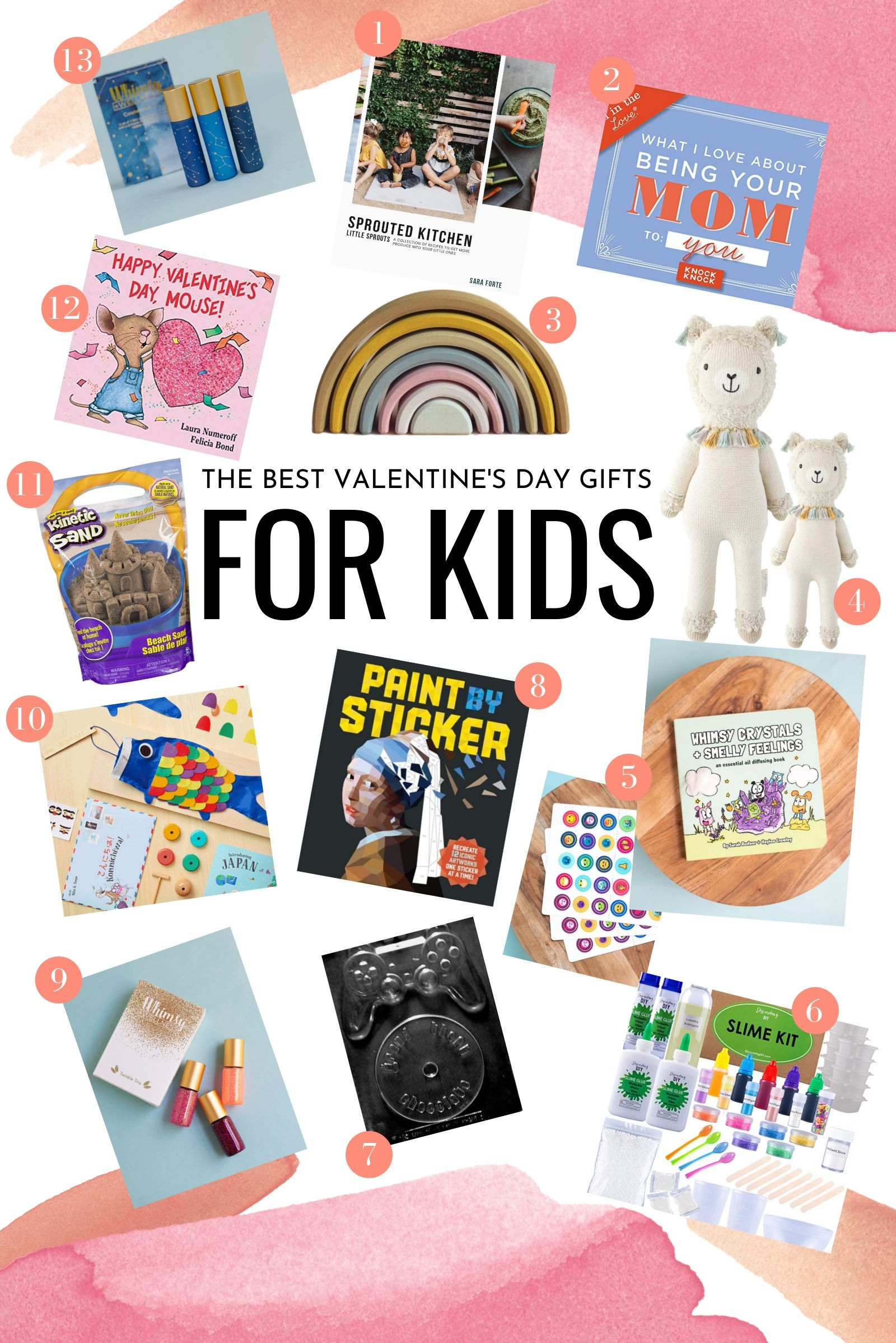 best valentine's day gifts for kids 2020 whimsy and wellness