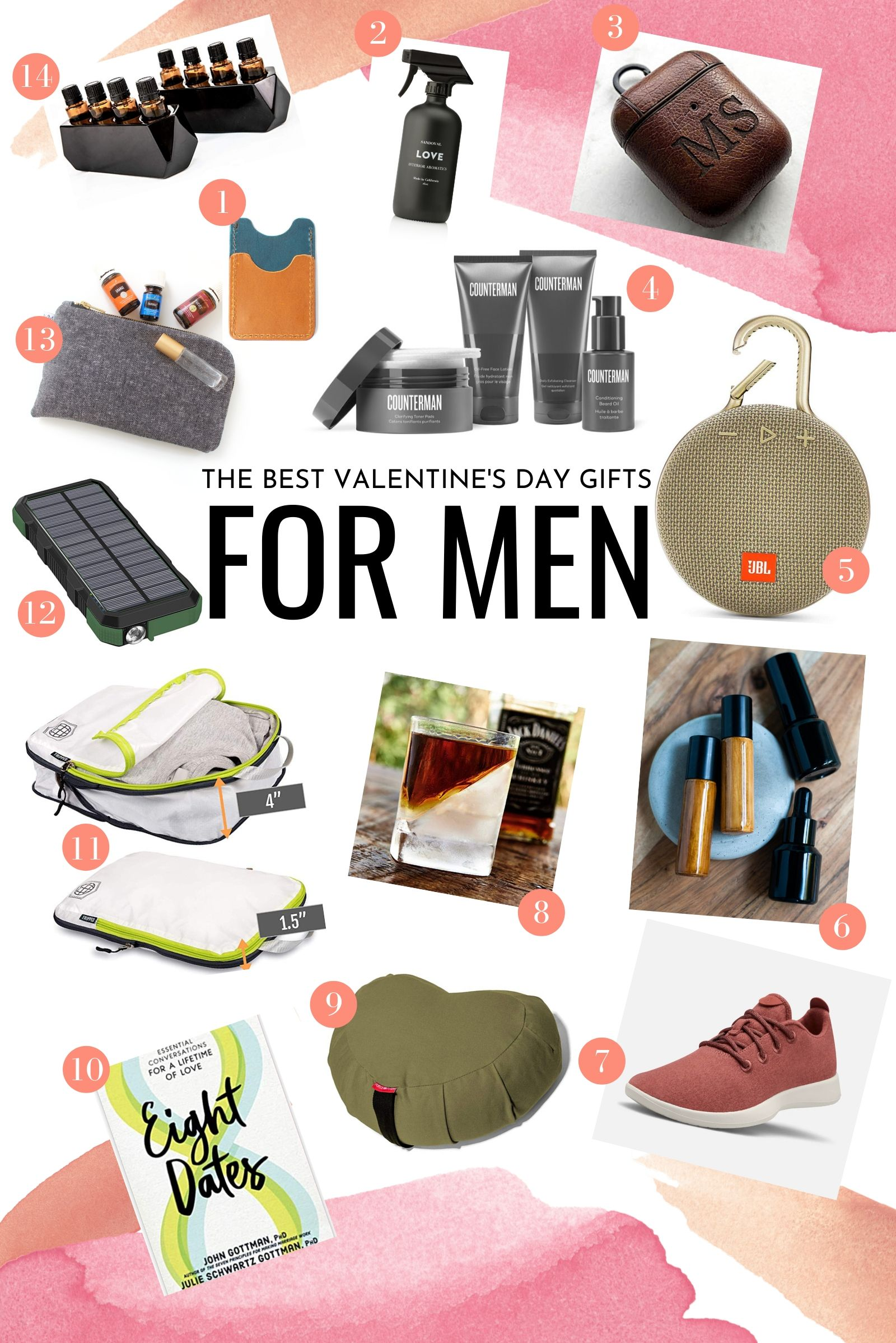 The Best Valentine S Day Gifts For Men In 2020 Whimsy And Wellness