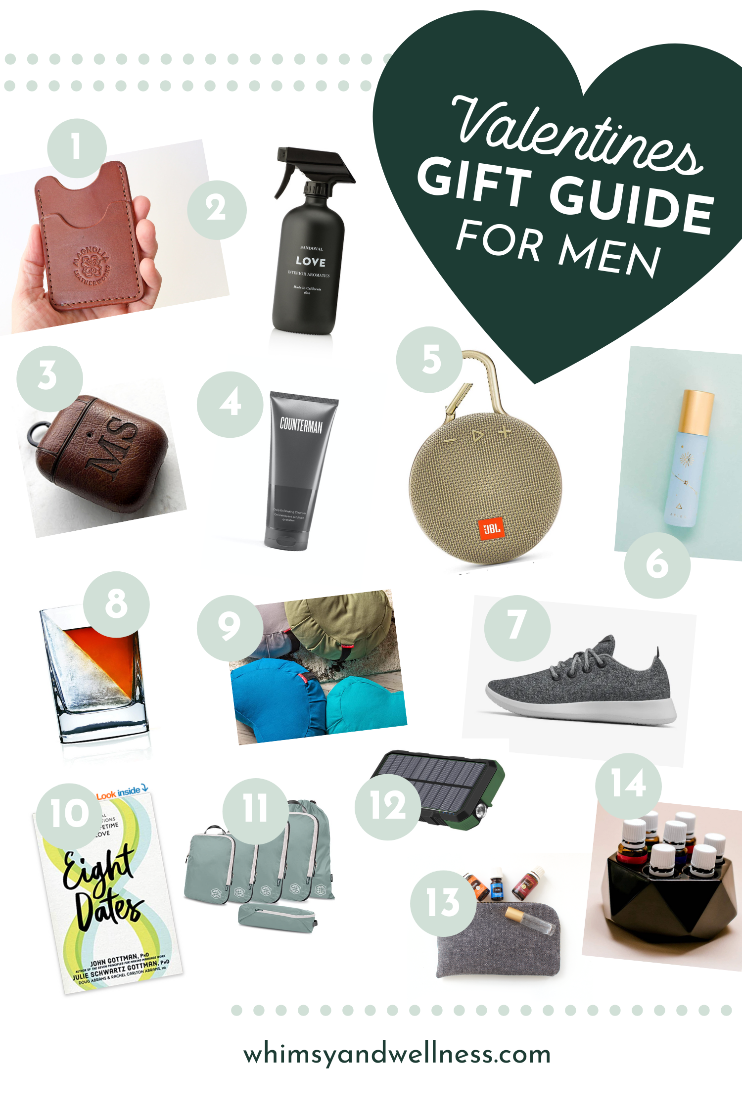 The Best Valentine S Day Gifts For Men In 2021 Whimsy Wellness