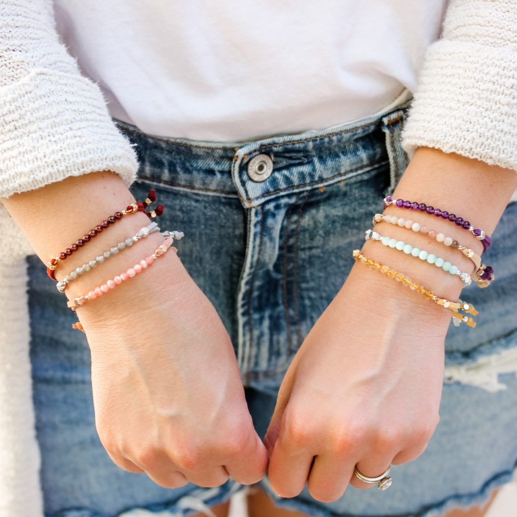 7 bracelets that will change your life or at least lift your spirits
