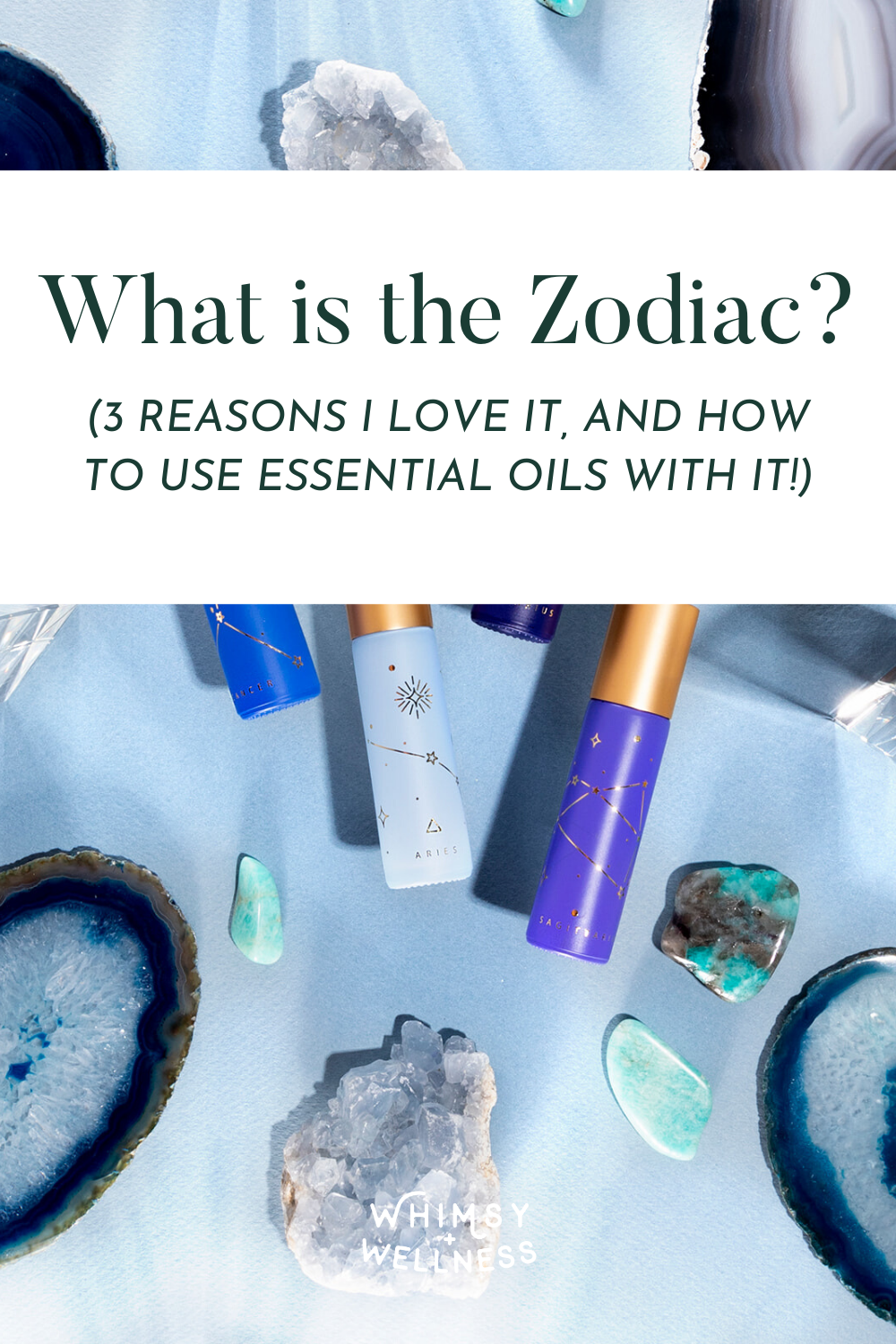 what is the zodiac? 5 reasons to love it and use essential oils with your sign