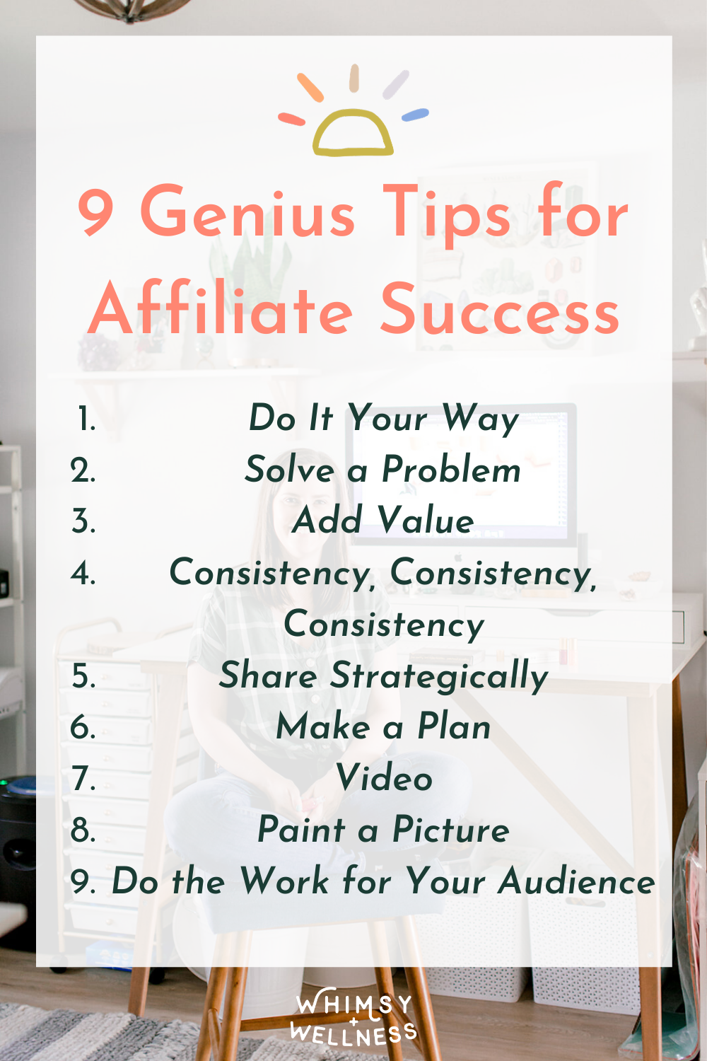 9 Genius Tips for Affiliate Success
