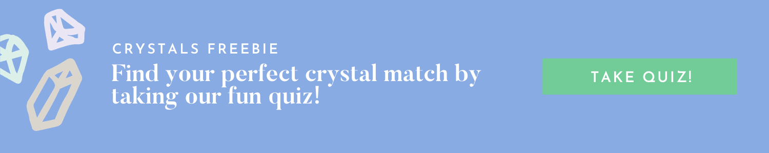 Crystals Match - Free Quiz