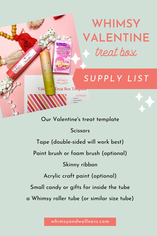 Easy Upcycled DIY Valentine