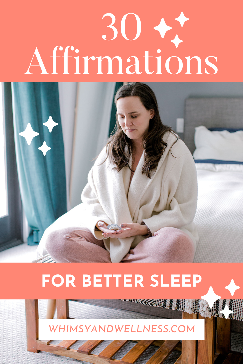 30 Affirmations for sleep cover