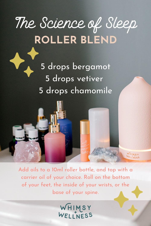 Science of Sleep Roller Blend