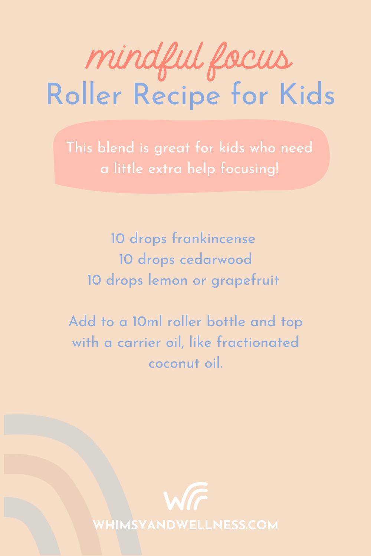 Mindful Focus Roller recipe
